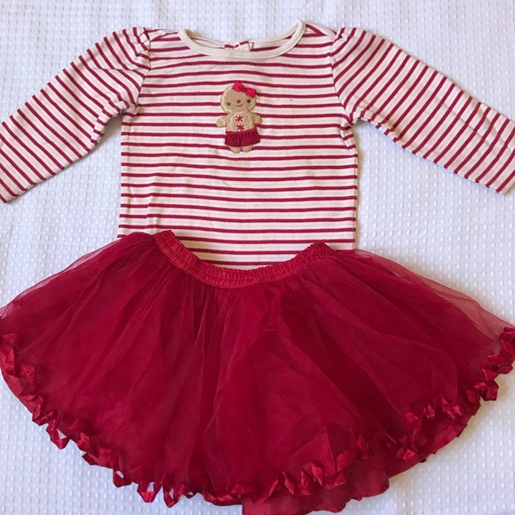 Gymboree Matching Sets | Christmas Outfit For 1218 Month Baby Girl ...